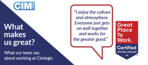 What makes us great banner - team comment
